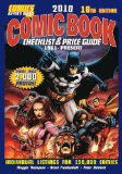 2010 Comic Book Checklist and Price Guide 16th 2009 9781440203862 Front Cover