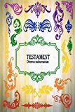 Testament The Book of Books 2013 9781482586862 Front Cover