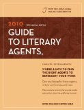 2010 Guide to Literary Agents 18th 2009 9781582975863 Front Cover