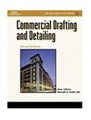 Commercial Drafting and Detailing 2nd 2001 Revised  9780766838864 Front Cover