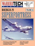 Boeing B-29 Superfortress - Warbirdtech 1999 9781580071864 Front Cover