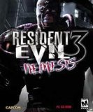 Case art for Resident Evil 3: Nemesis