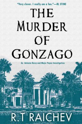 Murder of Gonzago An Antonia Darcy and Major Payne Investigation 2012 9781616950866 Front Cover