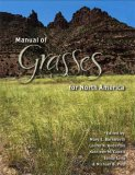 Manual of Grasses for North America 2007 9780874216868 Front Cover