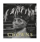 Crowns Portraits of Black Women in Church Hats 1st 2000 9780385500869 Front Cover