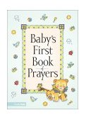 Baby's First Book of Prayers 2002 9780310702870 Front Cover