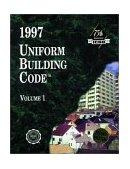 Uniform Building Code, 1997 1997 9781884590870 Front Cover
