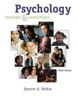 Psychology Concepts and Connections 9th 2004 Revised 9780534462871 Front Cover