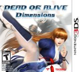 Case art for Dead or Alive Dimensions