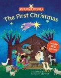 Storytime Stickers: the First Christmas 2011 9781402781872 Front Cover