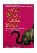 Cat Who... Quizbook 2003 9780425191873 Front Cover