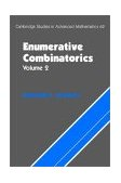 Enumerative Combinatorics 2001 9780521789875 Front Cover