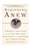 Beginning Anew 1997 9780684826875 Front Cover