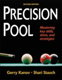 Precision Pool 2nd 2007 Revised  9780736073875 Front Cover