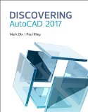Discovering AutoCAD 2017 2016 9780134506876 Front Cover