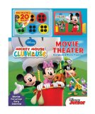 Disney Mickey Mouse Clubhouse Movie Theater Storybook and Movie Projector 2012 9780794425876 Front Cover