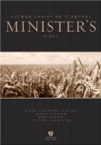 Holman Christian Standard - Minister's Bible 2010 9781433600876 Front Cover
