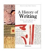 History of Writing 2002 9782080108876 Front Cover