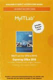 MyITLab with Pearson EText--Access Card--For Exploring Microsoft Office 2016 2016 9780134455877 Front Cover