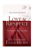 Love and Respect The Respect He Desperately Needs 1st 2004 9781591451877 Front Cover