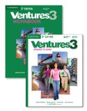 Ventures, Level 3 2nd 2013 Revised  9781107621879 Front Cover