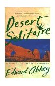 Desert Solitaire 1990 9780671695880 Front Cover