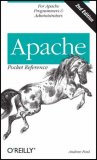 Apache 2 Pocket Reference For Apache Programmers and Administrators 2nd 2008 Revised 9780596518882 Front Cover