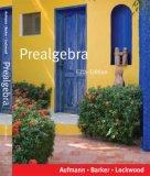 Prealgebra 5th 2007 9780618956883 Front Cover