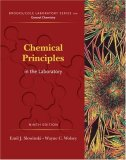 Chemical Principles in the Laboratory 9th 2008 Revised 9780495112884 Front Cover