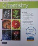 Chemistry 2012 Guided Reading and Study Workbook Grade 11 2010 9780132525886 Front Cover