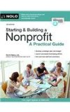 Starting and Building a Nonprofit A Practical Guide 6th 2015 9781413320886 Front Cover
