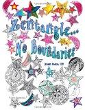 Zentangle, No Boundaries 2013 9781493773886 Front Cover