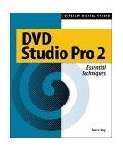 DVD Studio Pro 3 In the Studio 1st 2004 9780596005887 Front Cover