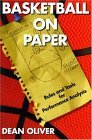 Basketball on Paper Rules and Tools for Performance Analysis 1st 2004 9781574886887 Front Cover