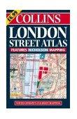 London Street Atlas 2000 9780004489889 Front Cover