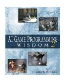 Ai Game Programming Wisdom 1st 2003 9781584502890 Front Cover