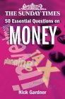 Sunday Times 50 Essential Questions on Money  9780007121892 Front Cover