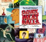 Art and Making of Cloudy with a Chance of Meatballs 2009 9781933784892 Front Cover