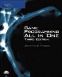 Game Programming All in One 3rd 2006 Revised  9781598632897 Front Cover