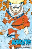 Naruto (3-in-1 Edition), Vol. 1 3rd 2011 9781421539898 Front Cover