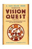 Book of the Vision Quest Personal Transformation in the Wilderness 1989 9780671761899 Front Cover