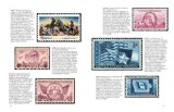 American History Album The Story of the United States Told Through Stamps 2012 9781554073900 Front Cover
