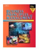 Business Principles and Management 11th 2003 Revised 9780538435901 Front Cover