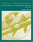 Conflict and Cooperation Evolving Theories of International Relations 2nd 2003 Revised  9780534506902 Front Cover