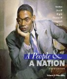 People and a Nation A History of the United States Since 1865 9th 2011 9780495915904 Front Cover