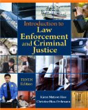 Introduction to Law Enforcement and Criminal Justice 10th 2011 9781111138905 Front Cover