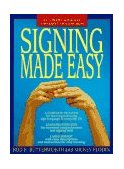 Signing Made Easy 1989 9780399514906 Front Cover