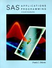 SAS Applications Programming A Gentle Introduction 1991 9780534923907 Front Cover