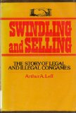 Swindling and Selling The Spanish Prisoner and Other Bargains 1976 9780029183908 Front Cover
