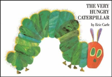 Very Hungry Caterpillar 1994 9780399226908 Front Cover